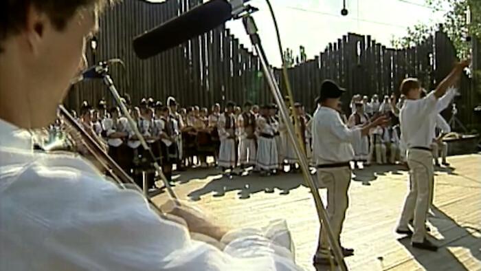 Folklórne slávnosti pod Poľanou v Detve 2005