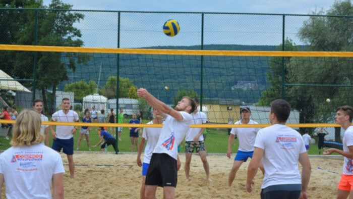Volley Folklore Cup Domaša 2021