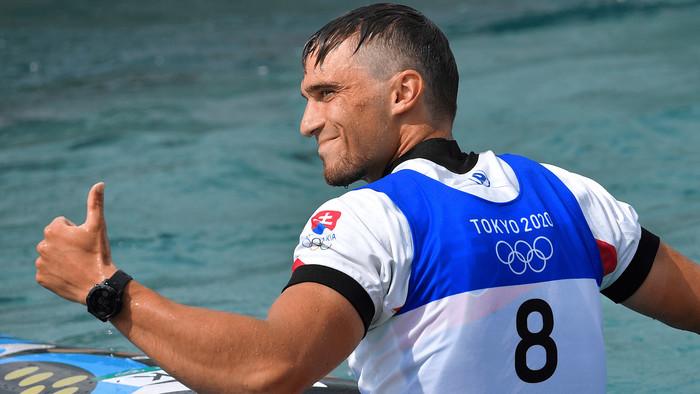 Jakub Grigar získal striebornú medailu pre Slovensko vo vodnom slalome