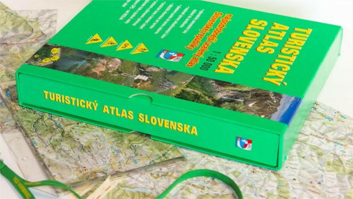 Les presentamos nuevo Atlas Turístico de Eslovaquia