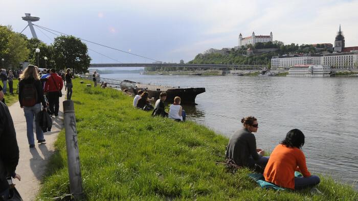 Братислава вошла в сотню лучших экологически устойчивых туристических направлений