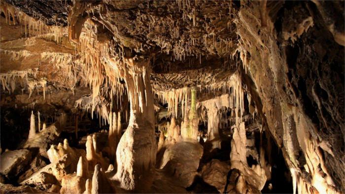 Visitamos la cueva de Važec o Važecká jaskyňa