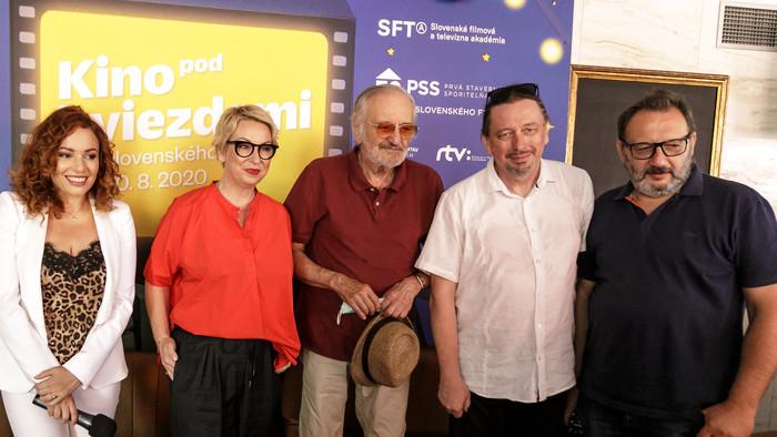 Štartuje podujatie Kino pod hviezdami