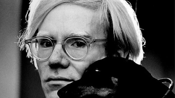 Neznámy Andy Warhol