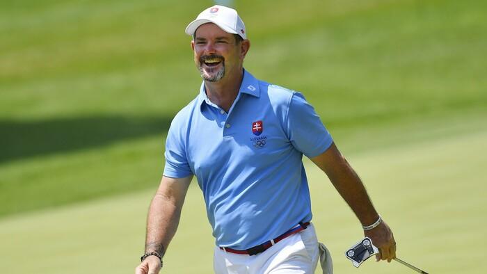Rory Sabbatini získal striebro v golfe. Slovensko má ďalšiu medailu