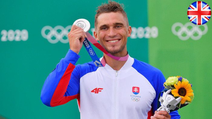 Slovakia takes silver at Olympics