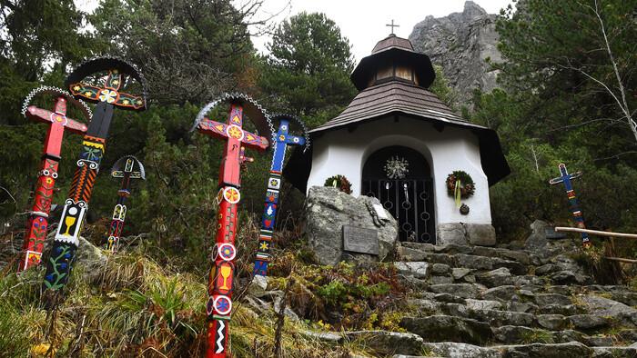 Cintorín pod limbami - z histórie pamätného miesta v Tatrách