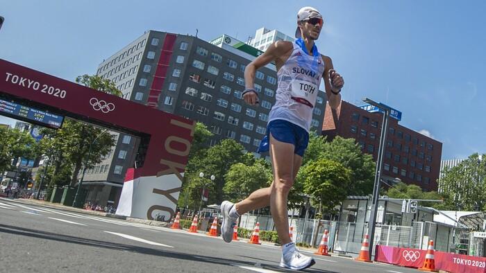 Matej Tóth ukončil na OH v Tokiu kariéru. Po pretekoch zadržiaval slzy