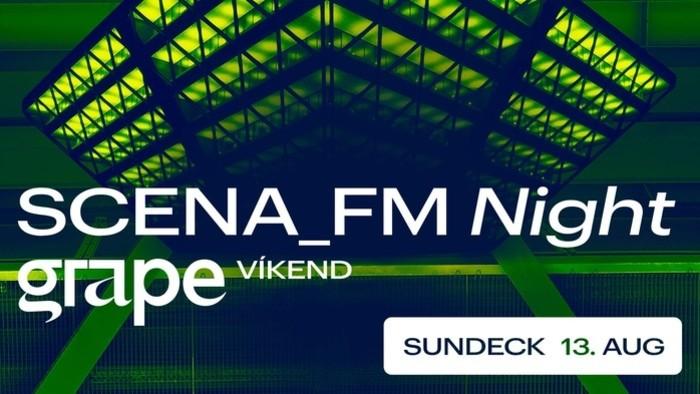 Scéna_FM Nights prinesú počas jedného víkendu 11 DJ-ských vystúpení