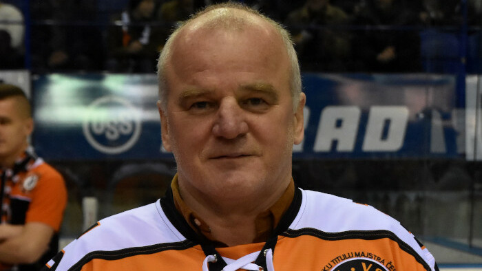 Hokejista Igor Liba