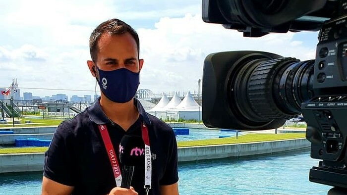 Olympics through the eyes of journalists