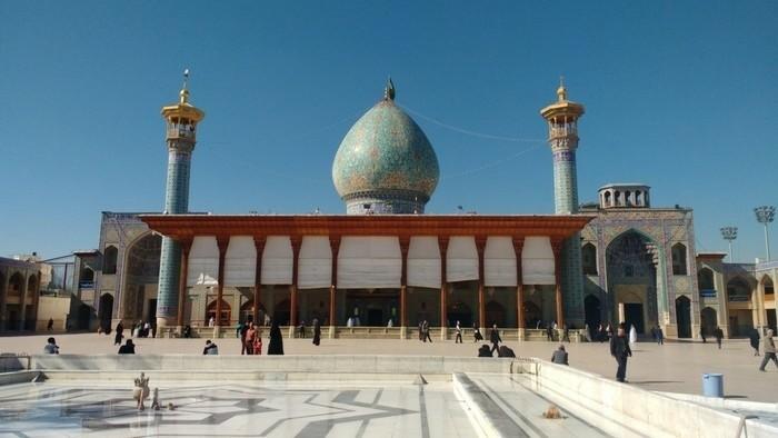 Irán – na bicykloch po moslimskej krajine