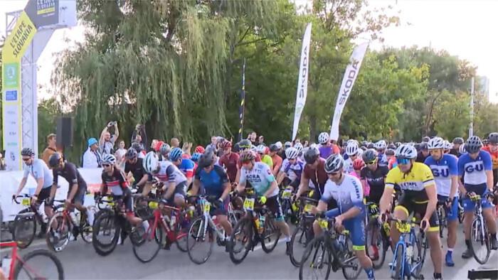 L'Etape Slovakia: Jedermann-Rennen der Tour de France