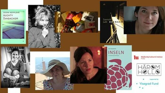 Visegrádi irodalmi páholy - interjú Szarka Szilvia kultúraszervezővel