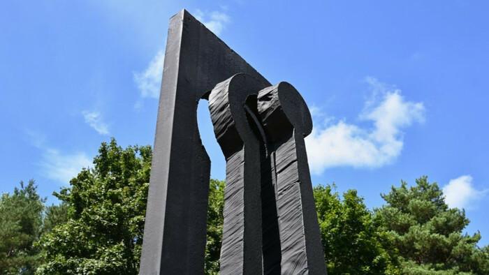 Skulptur einer Sinfonie: Alexander Trizuljak in Piešťany wiederentdeckt