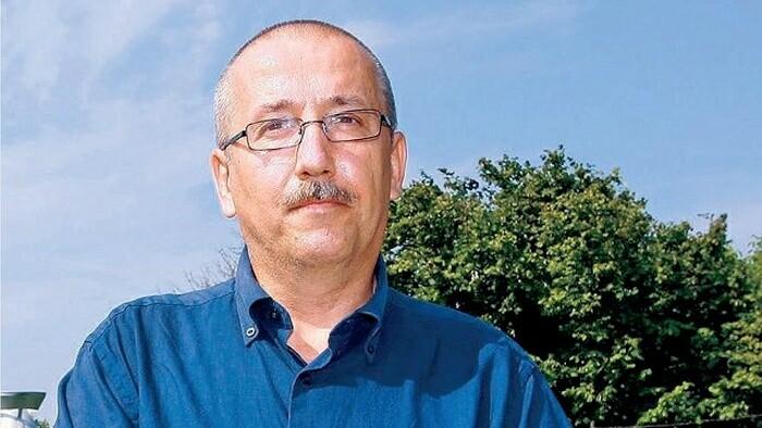 Klimatológ Pavel Faško v Ráne na eFeMku