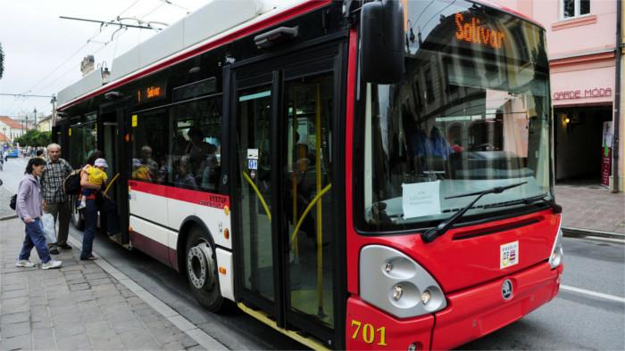 На время визита Папы Франциска общественный транспорт будет бесплатным