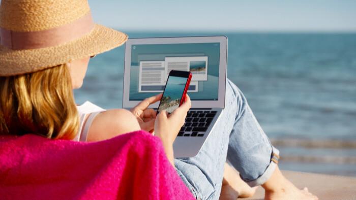 Stretli ste sa už so životným štýlom digitálne nomádstvo?