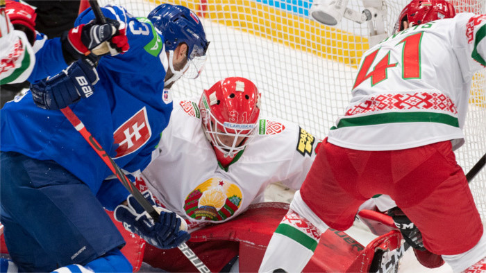 Slovakia Qualify for 2022 Winter Olympics Ice-Hockey Tournament