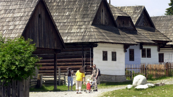 30 Jahre Freilichtmuseum in Pribylina
