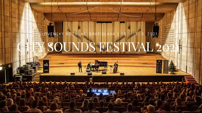 City Sounds festival v Slovenskom rozhlase