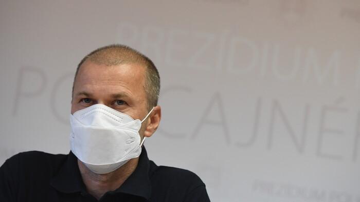 Police Chief Peter Kovařík resigns