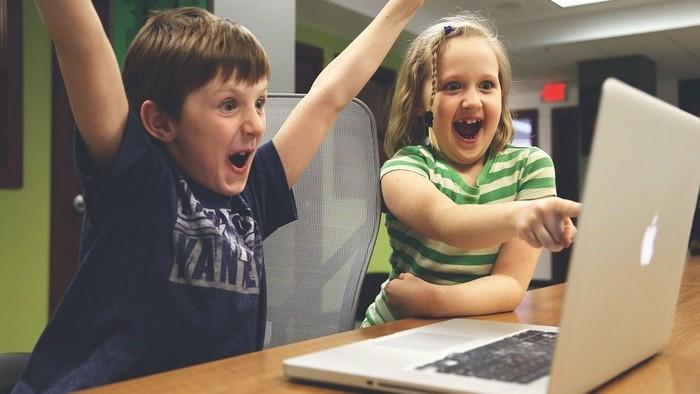 Digitálne zručnosti detí