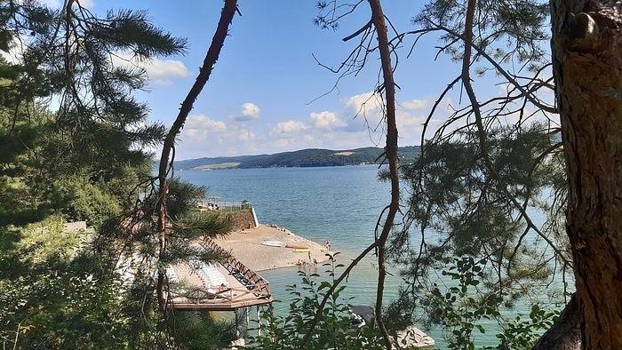 Rund um den Domaša-Stausee: Reisereportage aus dem Nordosten der Slowakei