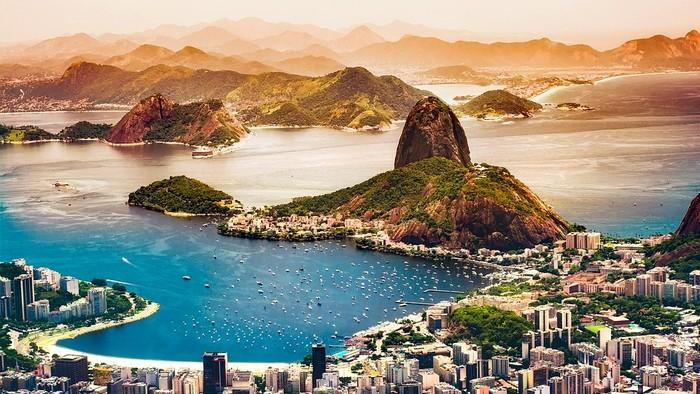Brazília – krajina samby, karnevalov a bubeníkov