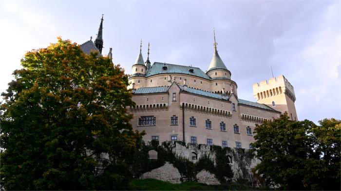 """Competición """"Había una vez un castillo..."""" Octava ronda: Castillo de Bojnice"""