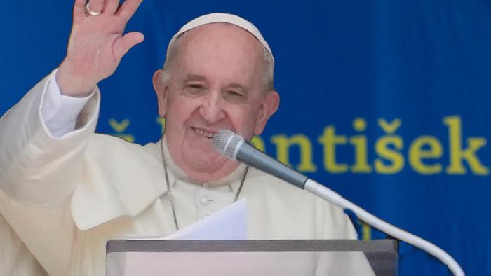 Program pápeža Františka na Slovensku. Kamery RTVS budú s ním