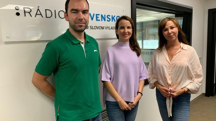 Hosť DRS: Kristína Visolajská - pediatrička