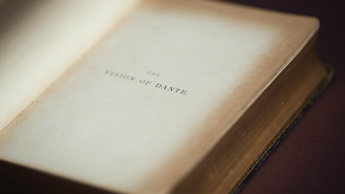 Rozhlasová hra: Dante – Nový život