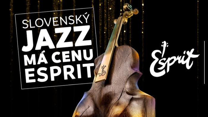 Priamy prenos z udeľovania cien Esprit Jazz Awards