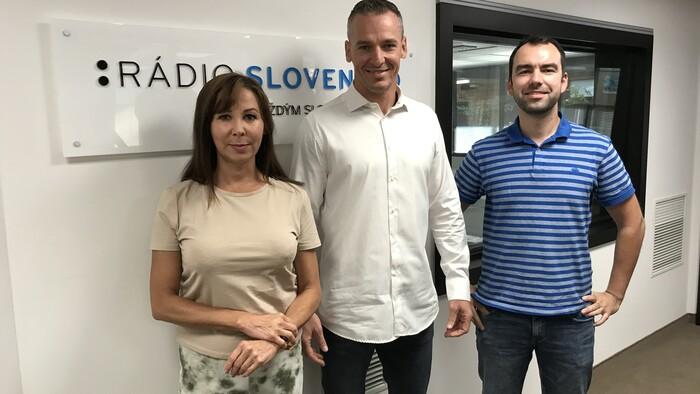 Hosť DRS: Peter Krajčirovič - odborník na ochranu činiteľov