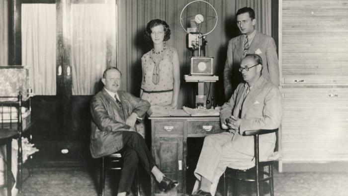 História košického rozhlasu