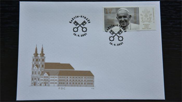 Programme de la visite du Pape François en Slovaquie du 12 au 15 septembre 2021