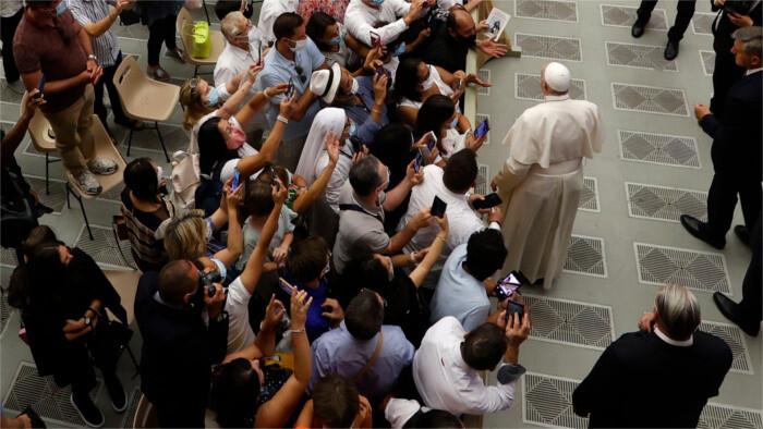 František príde v Prešove medzi svojich