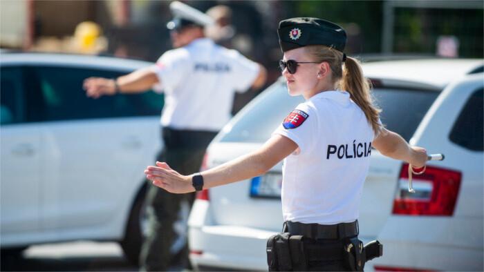 Papstbesuch: Verkehrseinschränkungen in Bratislava und auf Autobahnen