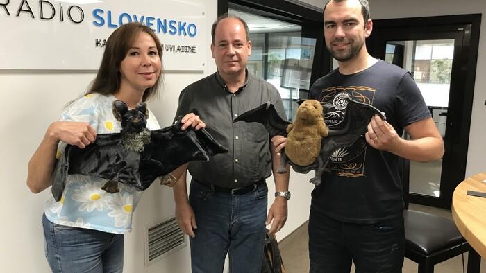 Hosť DRS: Roman Lehotský - z netopierej záchranky