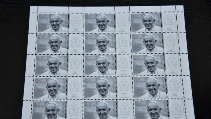 Viaje Apostólico del Papa Francisco a Eslovaquia