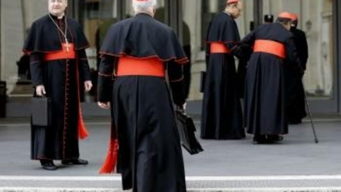 Voľba pápeža Františka
