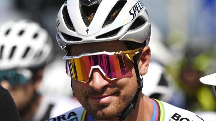 Sagan nedokončil majstrovstvá Európy v Trente