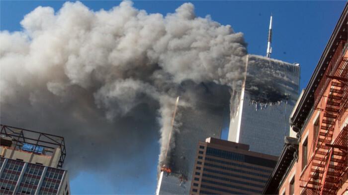 Slovaks surveyed about 9/11
