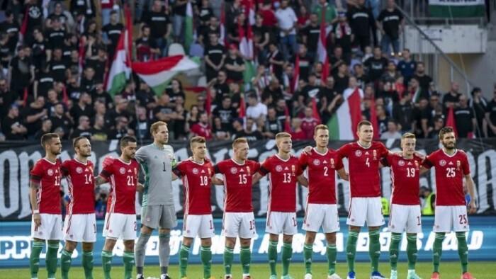 Hol helyezkedik most el a magyar labdarúgó-válogatott?
