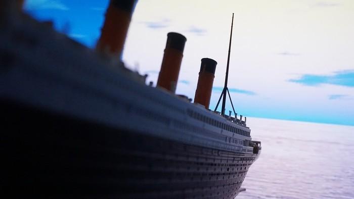 Vokály v muzikáli / Titanic