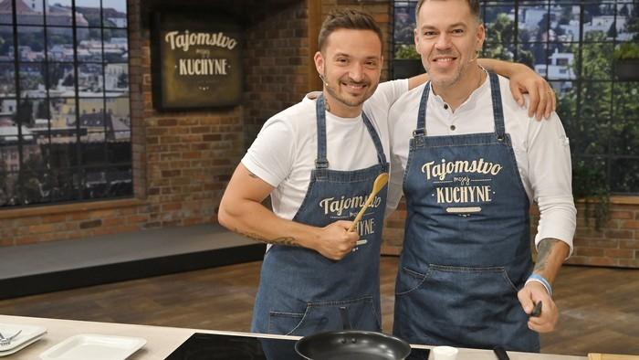 Kuchári Kocák a Papp odhalili svoje tajomstvá z kuchyne