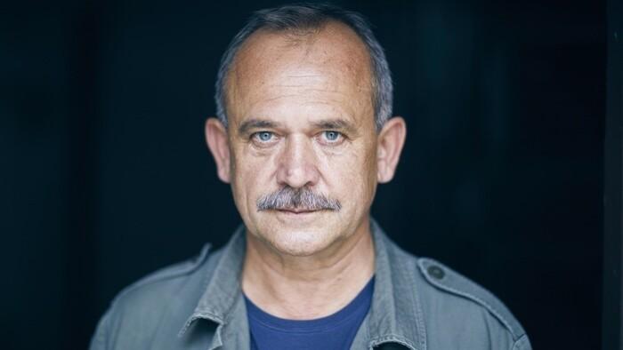 Reportér Wojciech Jagielski v Ráne na eFeMku