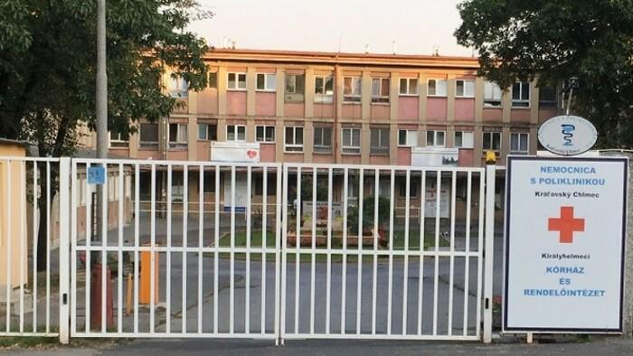 A királyhelmeci kórházat is leminősítené a kormány