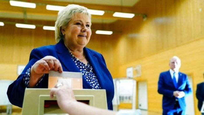 Választottak a norvégok